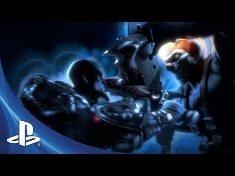 PlayStation All-Stars Battle Royale Attract Trailer