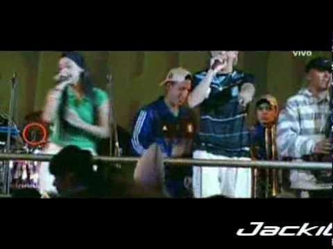 Jackita la Zorra - 5 al Hilo + Playback Pasión (08-05)