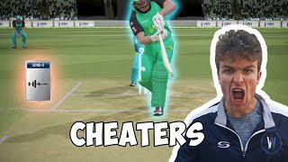 ASHES CRICKET 2017: THEY CHEATED IN THE WORST WAY POSSIBLE...
