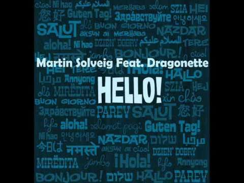 Martin Solveig Feat. Dragonette - Hello (Original Mix) + Lyrics (Subtitles)