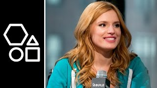 How Bella Thorne Deals with Dyslexia | AOL BUILD