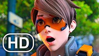 OVERWATCH 2 & 1 Full Movie (2020) All Animated Short Cinematics 4K ULTRA HD