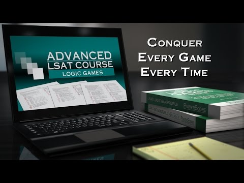 The PowerScore Advanced LSAT Logic Games Course Overview