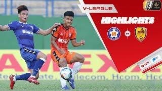 Hà Đức Chinh nổ súng phút bù giờ, SHB Đà Nẵng giữ lại 1 điểm ở trận derby xứ Quảng | VPF Media
