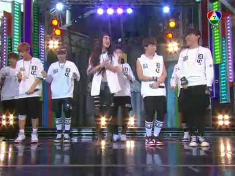 131130 7 Color Concert : BTS, Kratae RS [3/5]
