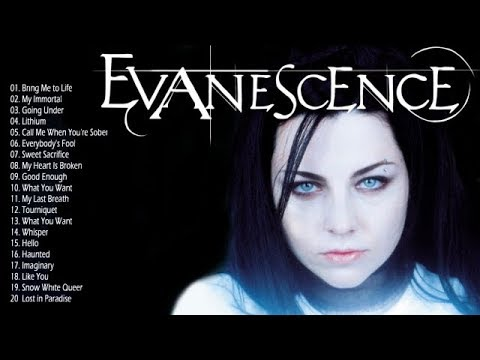 Evanescence  /Greatest Hits    Best Of Evanescence