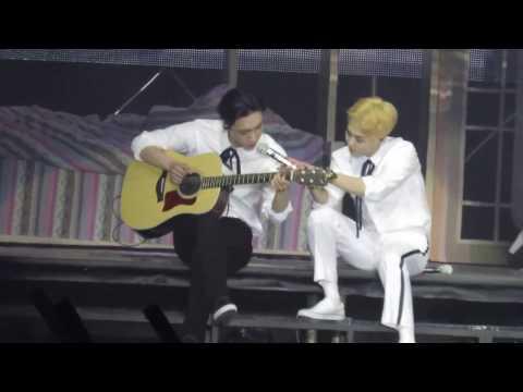 [FANCAM] 170211엑소 EXO'rDIUM in hong kong day1 UNFAIR+Ment+MEDLEY+KAI&SEHUN DANCE FULL HD