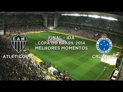 Baixar Melhores Momentos - Atlético-MG 2 x 0 Cruzeiro - Copa do Brasil - 12/11/2014