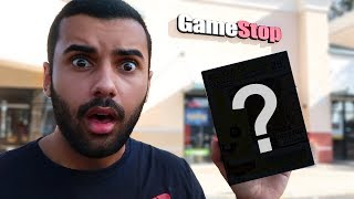 I FOUND THIS 500$ TOY AT GAMESTOP FOR 10$!!! YOU WON'T BELIEVE IT!!!