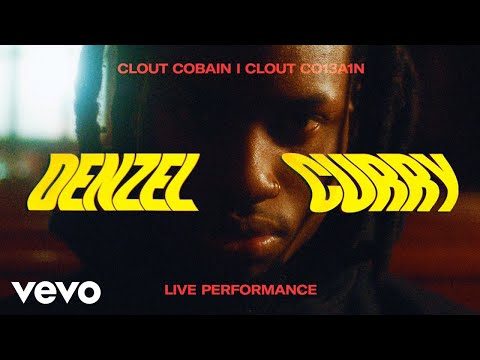Denzel Curry - CLOUT COBAIN I CLOUT CO13A1N