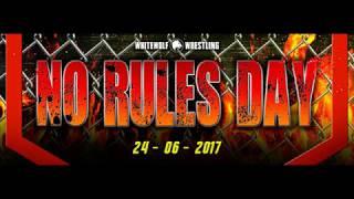 Promo de La Triple W No Rules Day del 24 de junio de 2017