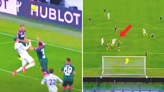 RONALDO SHOCKED THE WORLD AGAIN WITH HIS JUMP! Here's how high Cristiano jumped vs Crotone!