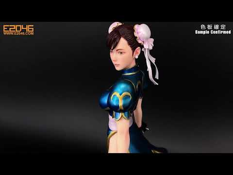 PF11377 Chun-Li Sample Preview