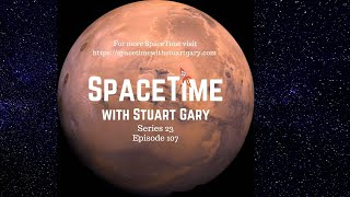 More Liquid Water Lakes Found on Mars - SpaceTime S23E107 | Astronomy Science Podcast