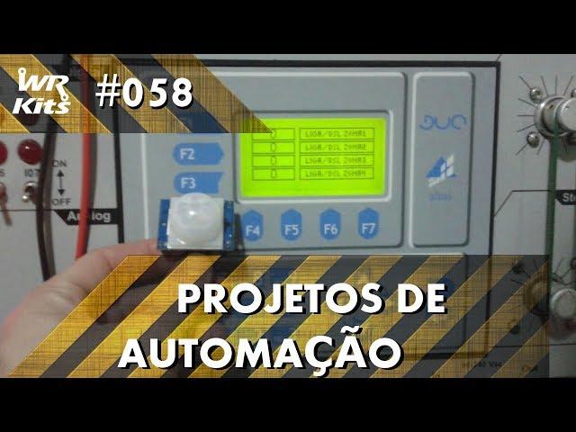 CENTRAL DE ALARME COM CLP ALTUS DUO (parte 3) | Projetos de Automação #058