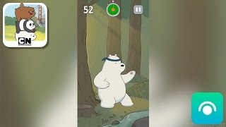 Free Fur All: We Bare Bears - Gameplay Trailer (iOS, Android)