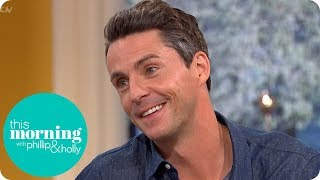 Matthew Goode Can't Say Anything About the Downton Abbey Movie | This Morning