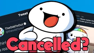 Theodd1sout is Getting Cancelled Over a Joke???