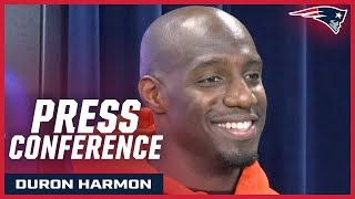 Duron Harmon on Game of Thrones, Jamie Collins & offseason workouts