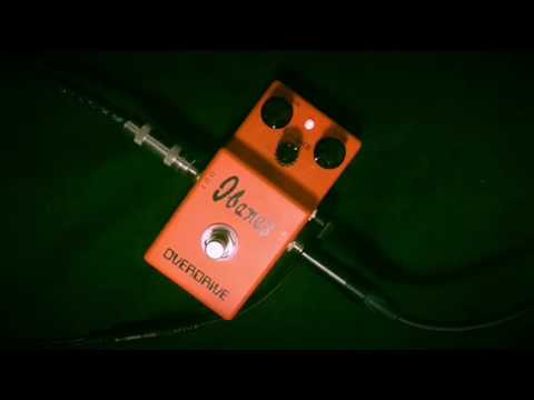 Ibanez OD850 Classic Overdrive Guitar Effect Pedal