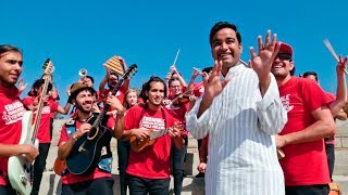 Ensamble Transatlántico De Folk Chileno - Salto a la India (feat. Shubham Kumar)
