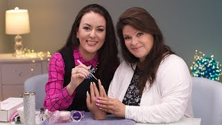 Gel Pro Tries Acrylic with Suzie