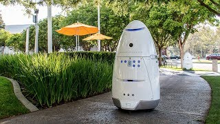 Robots Hassling Homeless People