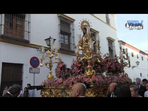 Procesión de María Auxiliadora de San Vicente