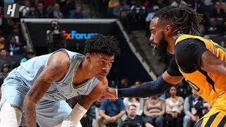 Utah Jazz vs Memphis Grizzlies - Full Game Highlights | November 15, 2019 | 2019-20 NBA Season