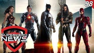 Superhero News #98: The Future of DC Films Continuity