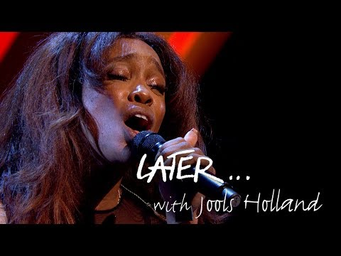 SZA - Normal Girl - Later… with Jools Holland - BBC Two