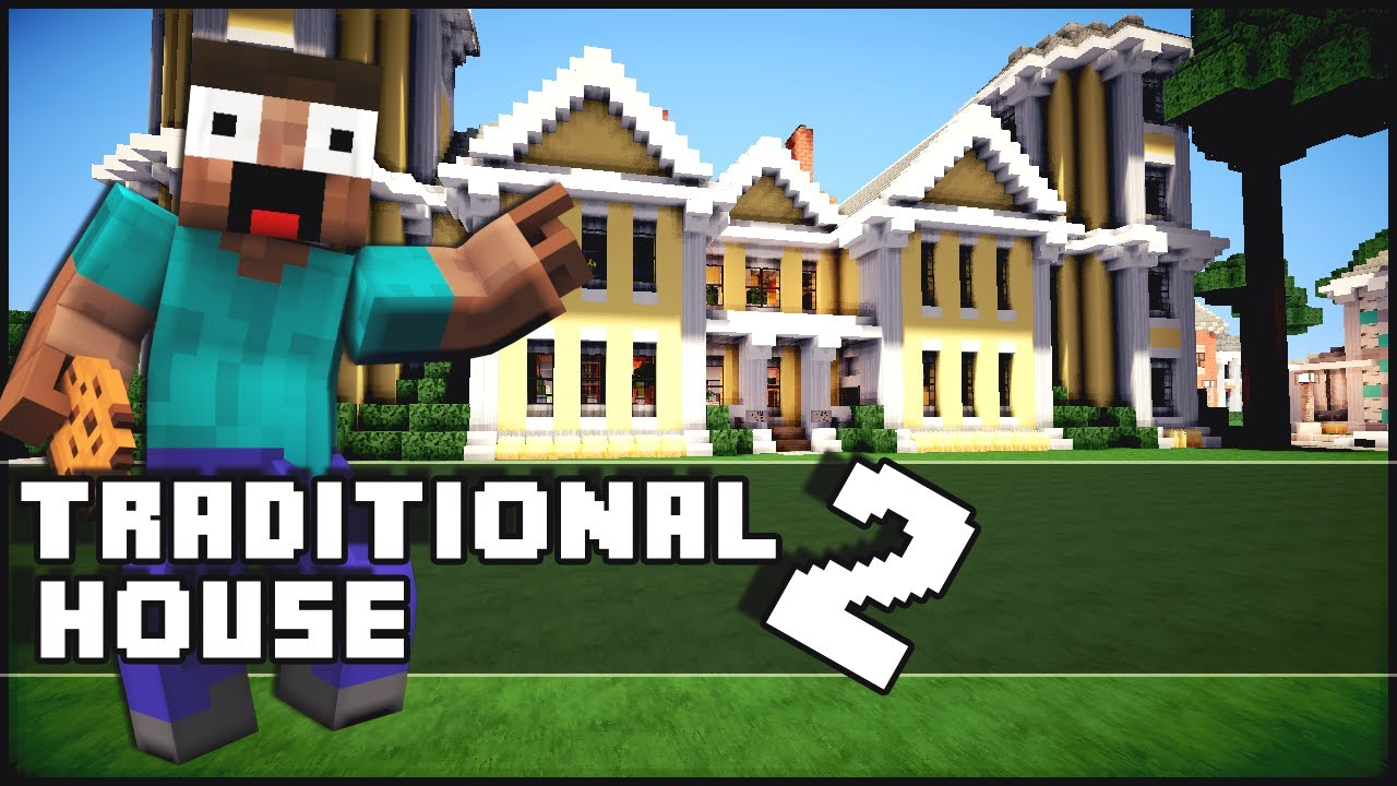 Minecraft - Traditional House 2 - YouTube - photo#8