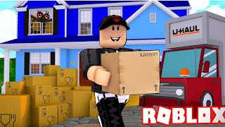 Moving Day Story | Roblox