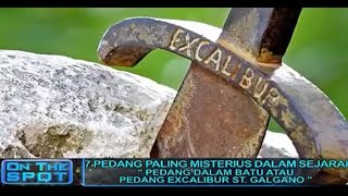 7 Pedang Paling Misterius Dalam Sejarah On The Spot Trans 7 Terbaru 7 Januari 2016