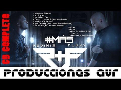 Redimi2 & Funky - Más (2013) CD Completo