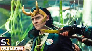 LOKI OFFICIAL TRAILER | Marvel Studios | Disney+
