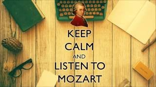 AD FREE Mozart - Classical Music for Studying and Concentration