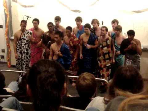 "Mama's Boys Perform ""Apologize"" at Festivus 2008"