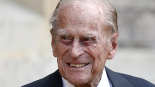 The Real Reason Prince Philip Didn't Like To Eat With The Queen