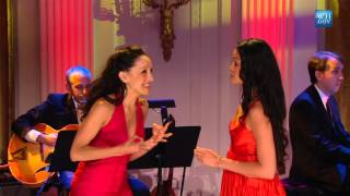Karen Olivo & Dancers perform