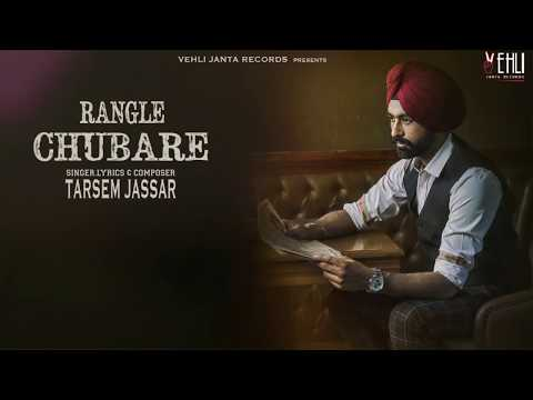 Rangle Chubare Official Song - Turbanator - Tarsem Jassar