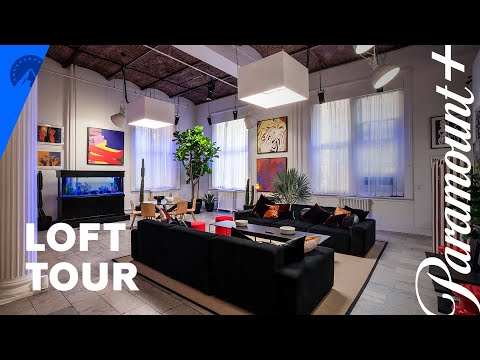 The Real World Homecoming: New York | Loft Tour | Paramount+