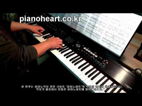 비스트(Beast) - 12시30분(12:30) 피아노 연주