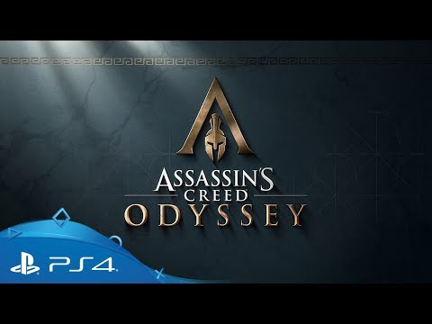 Assassin's Creed Odyssey | Premiärtrailer från E3 2018 | PS4