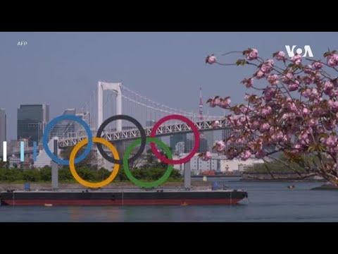 美国民众期待东京奥运会开幕