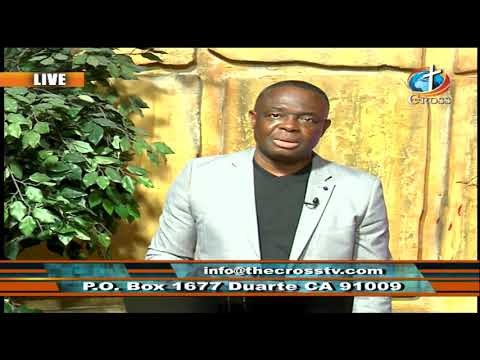 Anointing with Apostle Vincent Akosah 03-09-2020