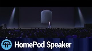 "HomePod is Apple's ""Siri Speaker"""
