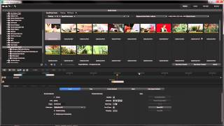 The User Interface & Keyboard Shortcuts for Adobe SpeedGrade CC