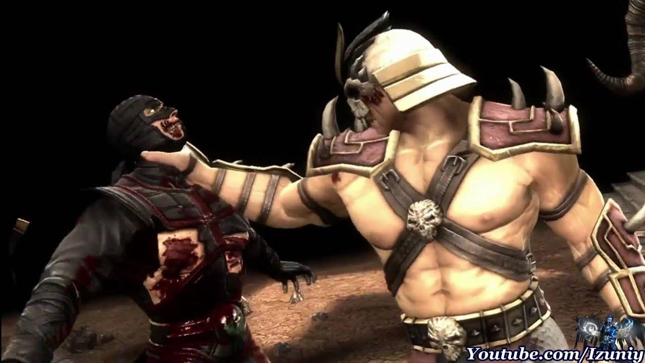 Mortal Kombat X Shao Kahn