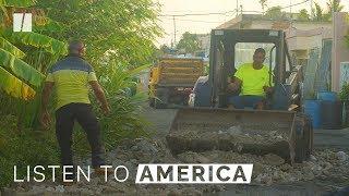 Puerto Rico Still Vulnerable After Maria    Listen To America